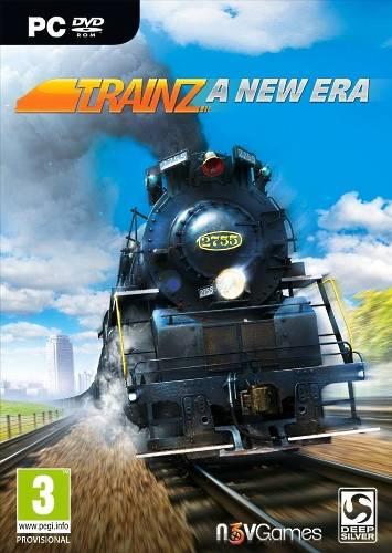 Скачать игру trainz a new era через торрент на русском